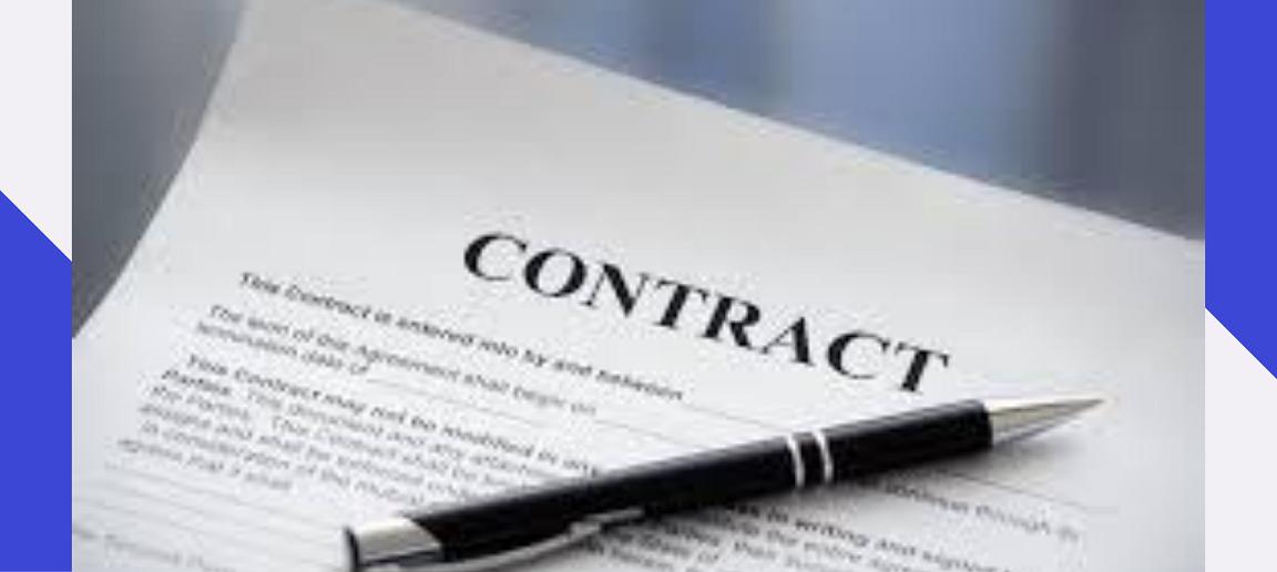 Why are contracts and agreements required?