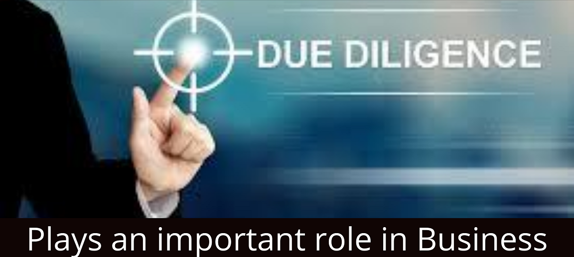 Due diligence plays an important role in making an informed decision in any Business