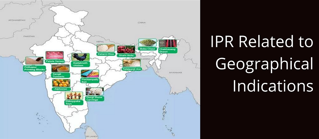 Indian Law on protection of Geographical Indications