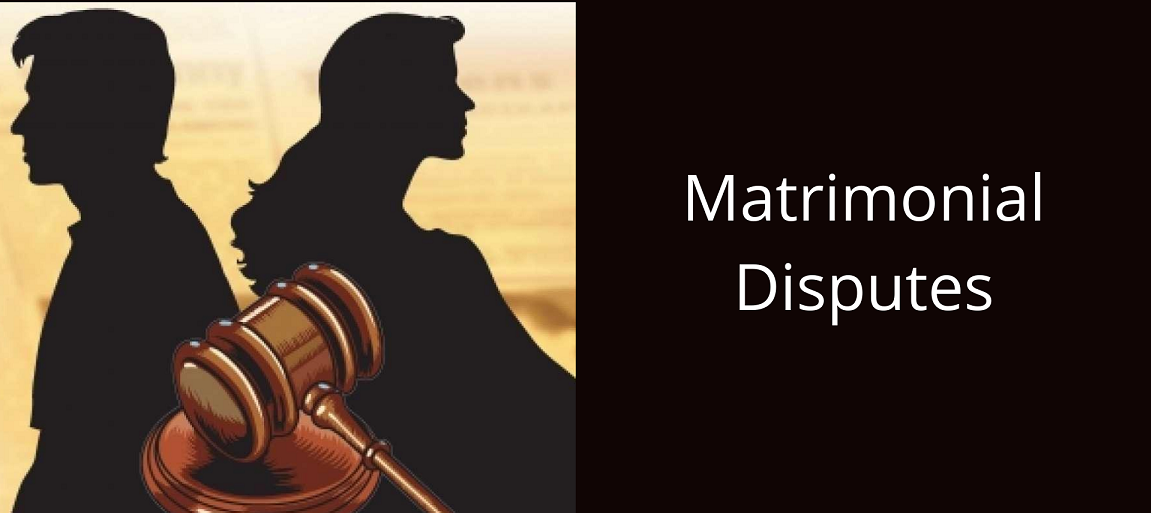 Matrimonial Disputes